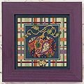 Paisley Pumpkin - Cross Stitch Kit