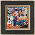 Halloween is a Treat -  Cross Stitch Kit
