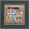 Tea Room - Cross Stitch Kit