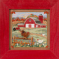 Country Morning (Beaded Kit)