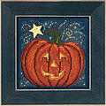 Midnight Pumpkin (Beaded Kit)