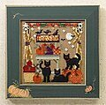 Bountiful Kitties - Cross Stitch Kit