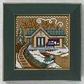 Train Depot (beaded kit)