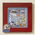 Seaside Sampler - Cross Stitch Kit