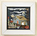 Midnight Farm - Beaded Cross Stitch Kit