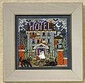 Haunted Hotel - Cross Stitch Kit