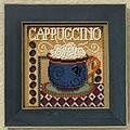 Cappucino - Cross Stitch Kit