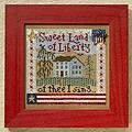 Sweet Liberty - Cross Stitch Kit