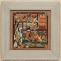 Pheasant Sampler - Cross Stitch Kit