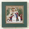Snow Day - Cross Stitch Kit