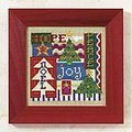 Christmas Collage - Cross Stitch Kit