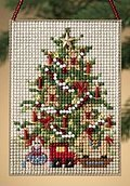 Old Fashioned Tree - Cross Stitch Kit