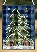 Forest Tree - Cross Stitch Kit