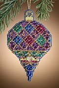 Diamond Holiday - Cross Stitch Kit