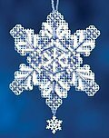 Sapphire Crystal - Cross Stitch Kit