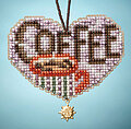 Love Coffee (beaded kit)