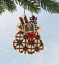 Santa's Sack (beaded kit)
