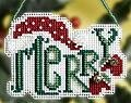 Merry Winter Greeting - Cross Stitch Kit