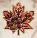 Maple Leaves - Cross Stitch Kit