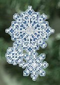 Snowflakes - Cross Stitch Kit