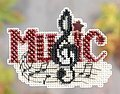 Music (beaded kit)