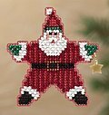 Star Santa (beaded kit)