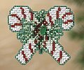 Candy Canes (beaded kit)