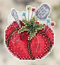 Tomato Pincushion (beaded kit)