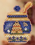 Honey Pot - Cross Stitch Kit
