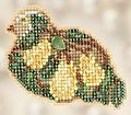 Pear Tree Partridge (Beaded Kit)