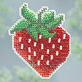 Strawberry (Beaded Kit)