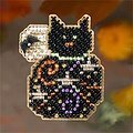 Magic Kitty - Cross Stitch Kit