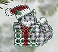 Kitty's Gift - Cross Stitch Kit