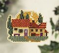 Tuscan Cottage (beaded kit)