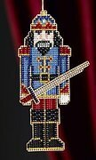 Nutcracker (beaded kit)