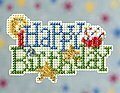 Happy Birthday (beaded kit)