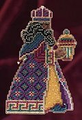 Balthasar - Cross Stitch Kit