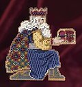 Gaspar - Cross Stitch Kit