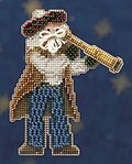 First Mate Santa (beaded kit)