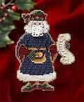 Canterbury Santa - Medieval Santas (beaded kit)