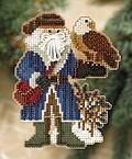 Pike's Peak Santa - Rocky Mountain Santas (beaded kit)