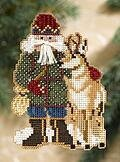 Beartooth Santa - Rocky Mountain Santas (beaded kit)
