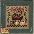 Scaredy Cats - Cross Stitch Kit