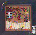 Gathering Place - Cross Stitch Kit