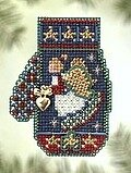 Angel Heart (beaded kit)