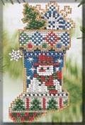 Mr. Snowflake (beaded kit)
