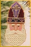 St. Nicholas - Cross Stitch Kit