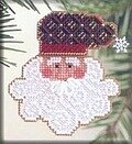 Father Frost - Cross Stitch Kit