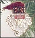Santa Noel - Cross Stitch Kit