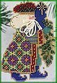 Eastern Star Santa (beaded kit)